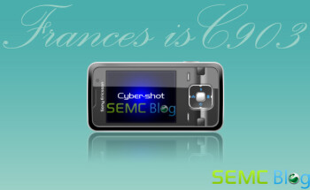 C903 will be Sony Ericsson�s new Cyber-shot phone?