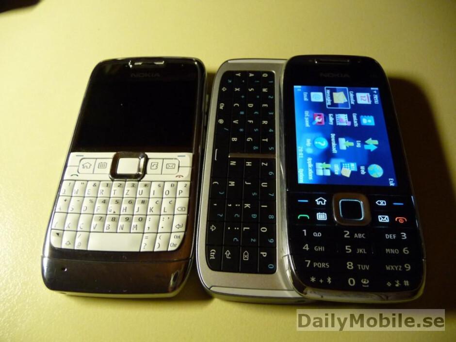 E71 and E75 - New photos of Nokia E75