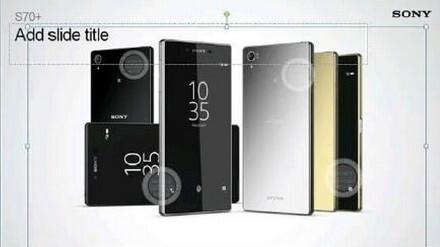 Xperia Z5+ Sony