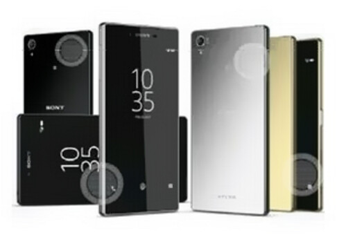 Is this the Sony Xperia Z5+?
