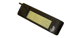 Did you know: the first smartphone turns 21