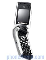 Samsung unveils three new High-Tech phones