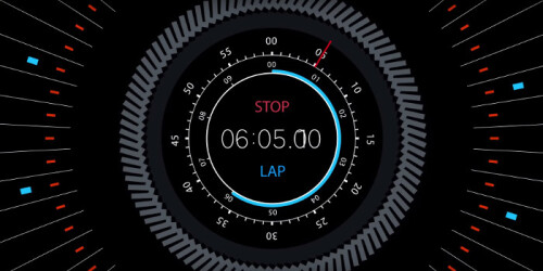 Samsung Gear S2 promo focuses on the UI of the smartwatch