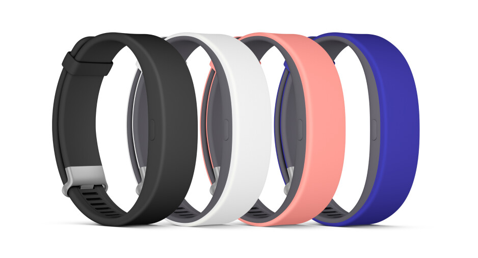 Sony SmartBand 2 goes official: fitness and sleep tracker equipped with heart rate sensor