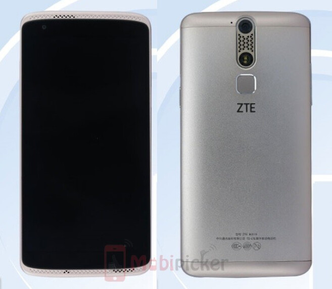 The ZTE Axon Mini, with Force Touch, is certified by TENAA - Force Touch enabled ZTE Axon Mini certified by TENAA