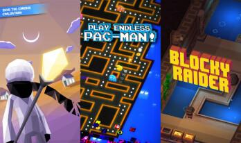 best iphone games round