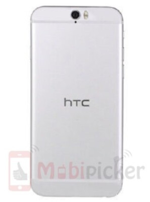 Image allegedly showing the back of the HTC A9 - Back of HTC Aero (A9) surfaces, bares uncanny resemblance to Apple iPhone 6? (UPDATE)