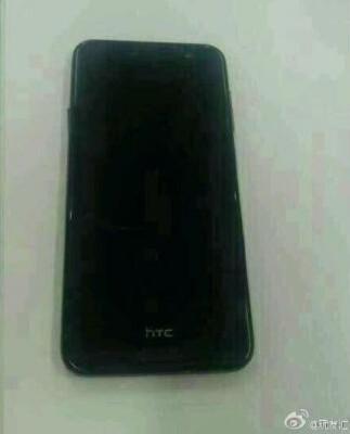 Front panel of HTC Aero