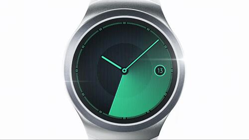 Samsung Gear S2 promo image
