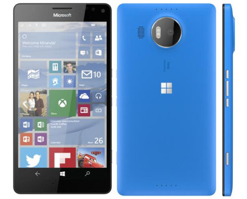 Microsoft Lumia Cityman (950 XL / 940 XL)