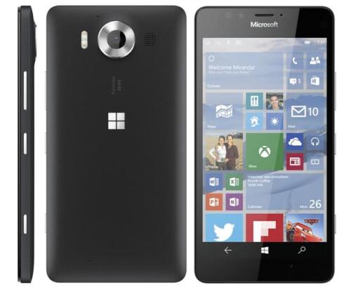 Microsoft Lumia Talkman (950 / 940)