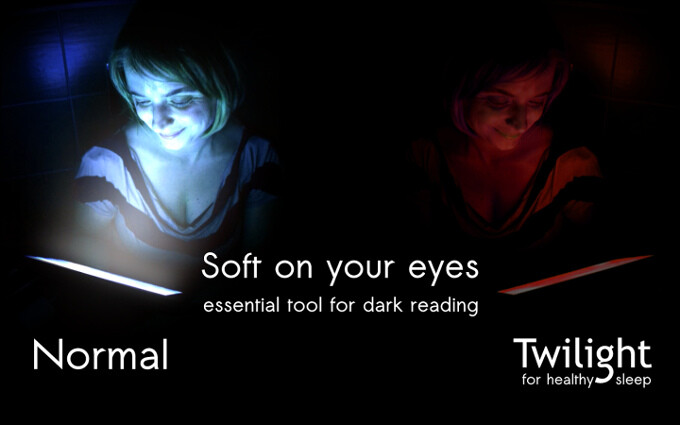 f.lux alternatives for Android: here are some apps that aim to reduce eye strain and help you sleep