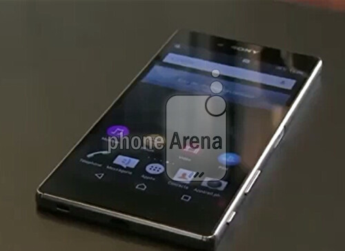 Leaked photos of the Sony Xperia Z5