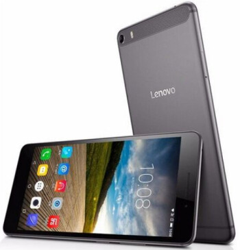The Lenovo Phab Plus features a 6.8-inch screen