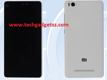 The Xiaomi Mi 4c has already been certified by TENAA
