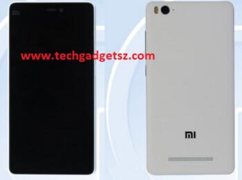 The Xiaomi Mi 4c has already been certified by TENAA