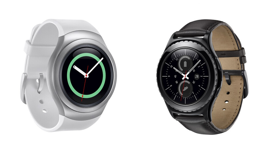 Samsung Gear S2 and Gear S2 Classic unveiled: Tizen on board, 2-3 days battery life and independent 3G versions