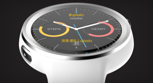 Moto 360 2nd edition unveiling invite