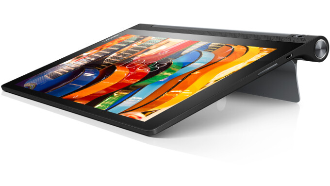 """Lenovo YOGA Tab 3 8"""" and YOGA Tab 3 10"""" are official: affordable media-consumption machines"""