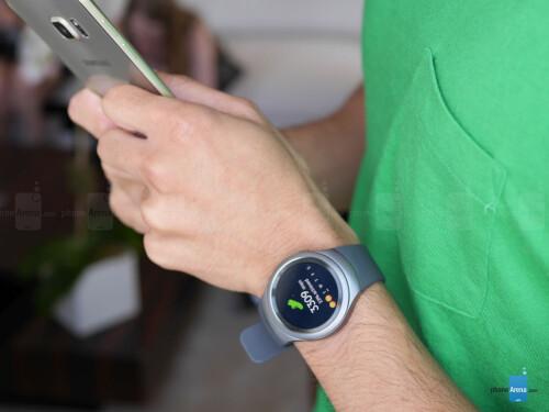 Samsung Gear S2 hands-on