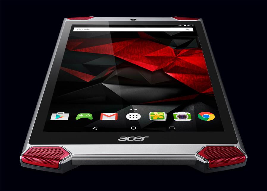 Acer Predator 8 Gt 810 Tablet Enters The Scene Made For