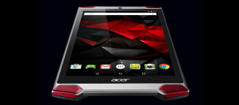 Acer Predator 8 GT-810 tablet enters the scene: made for gamers