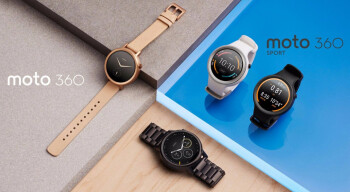 New Motorola Moto 360 (2015) and Moto 360 Sport officially unveiled