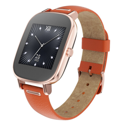 Asus announces the ZenWatch 2