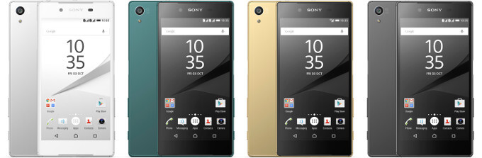 Sony Xperia Z5, Compact and Premium price and release date (update: UK and EU pricing)