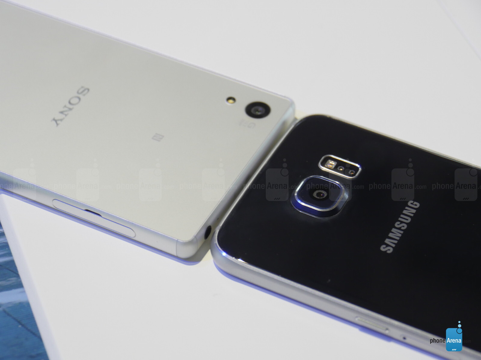 Sony Xperia Z5 vs Samsung Galaxy S6: speed comparison