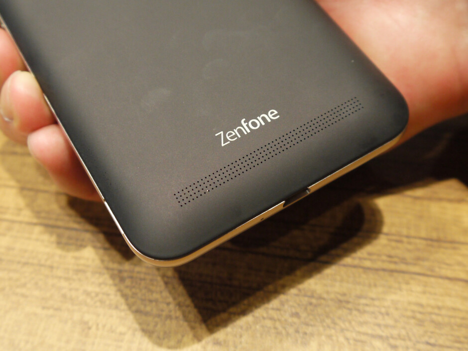Asus ZenFone Max first look: the power of a 5000 mAh battery