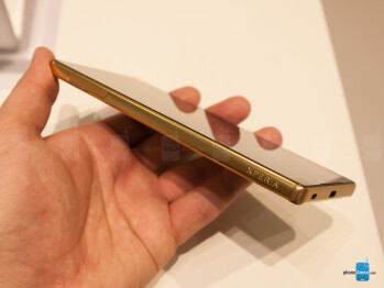Sony Xperia Z5 Premium hands-on: 8.3 million pixels in your palm