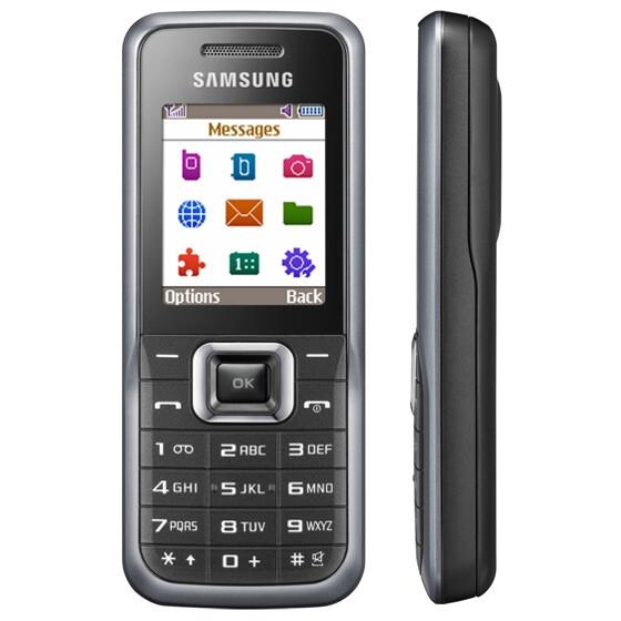 E2100 - Samsung announces four new budget phones
