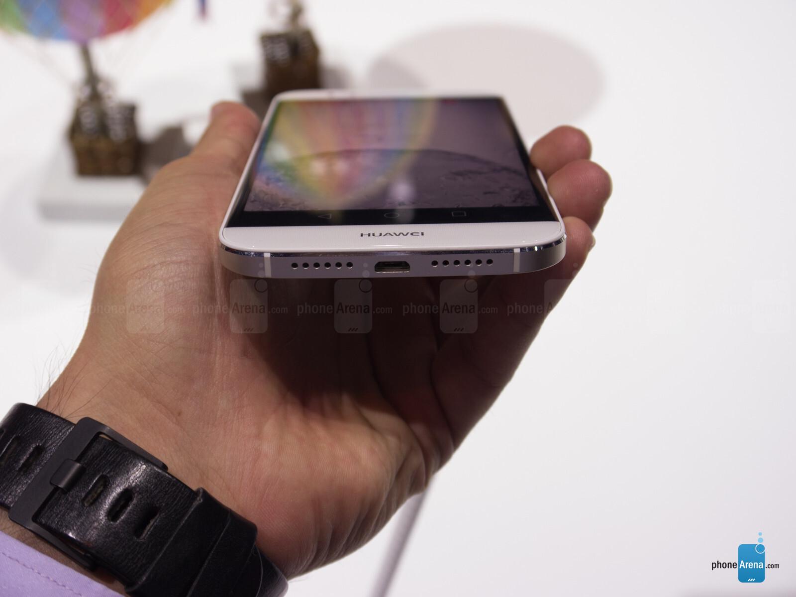 Huawei G8 Hands On Polished All Metal Looks Midrange Price