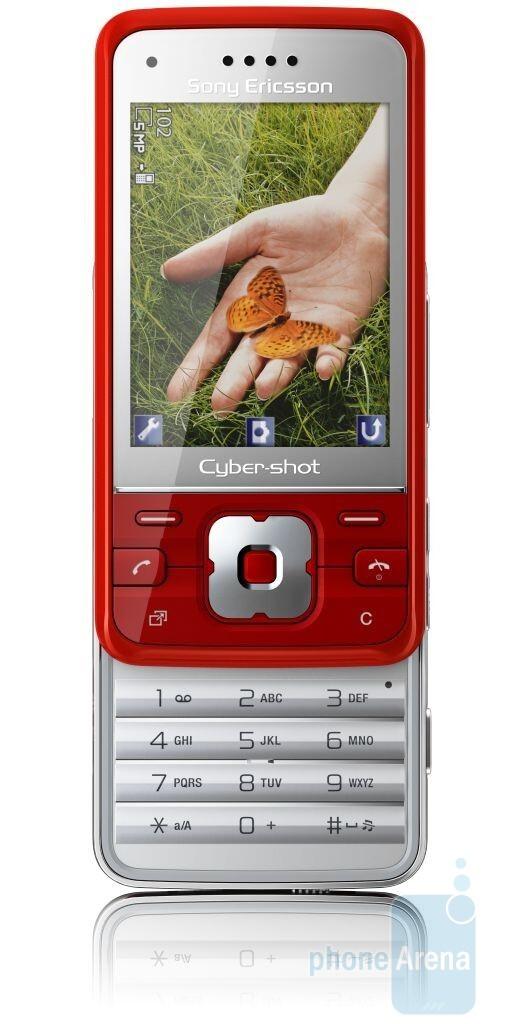 C903 - Sony Ericsson announces C903 and W395
