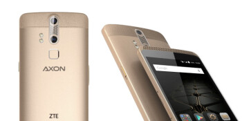 ZTE unveils the Axon Elite, the international version of the Axon: SD810 & 3GB RAM inside