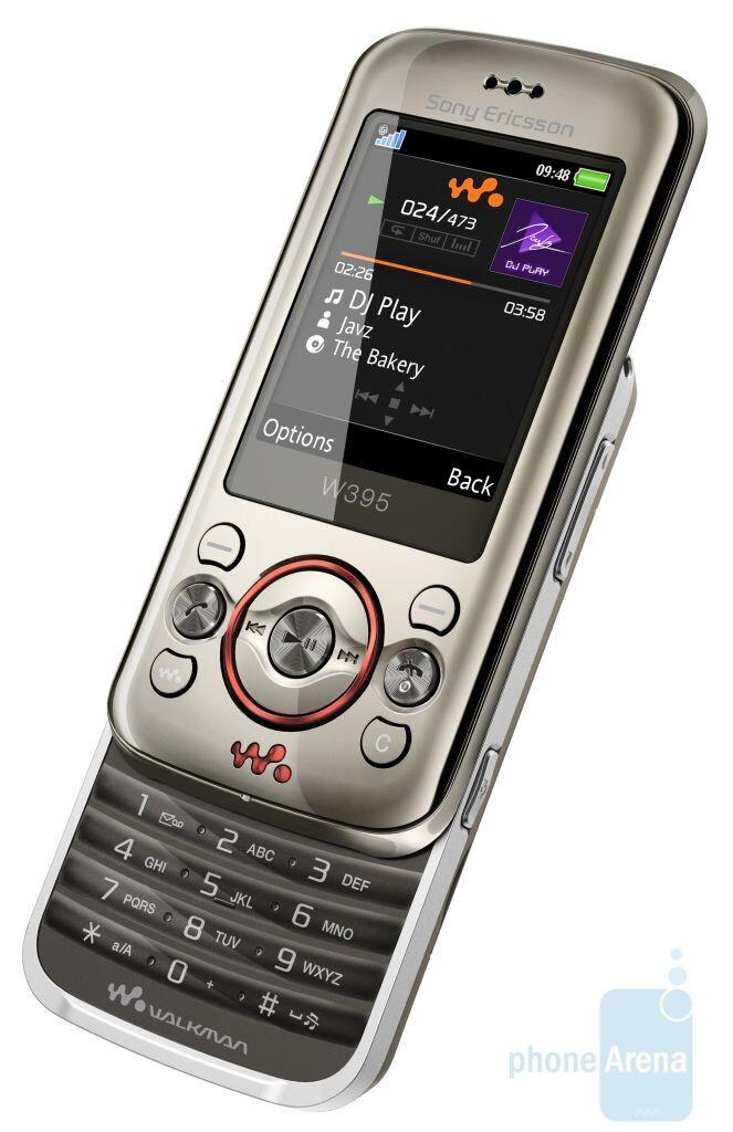 W395 - Sony Ericsson announces C903 and W395