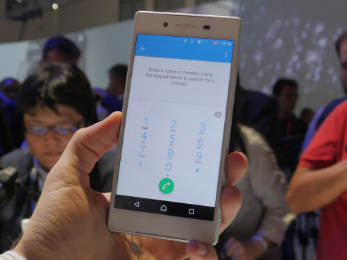 Sony Xperia Z5 hands-on images