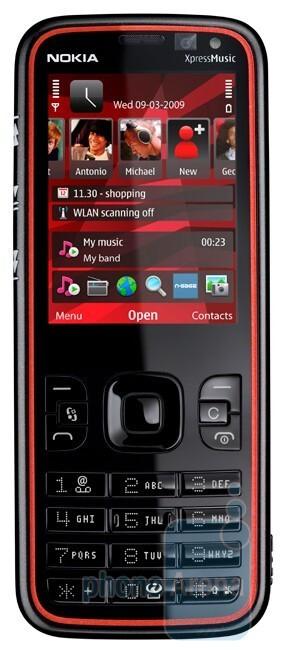 Nokia 5630 XpressMusic - Nokia announces the 5630 XpressMusic