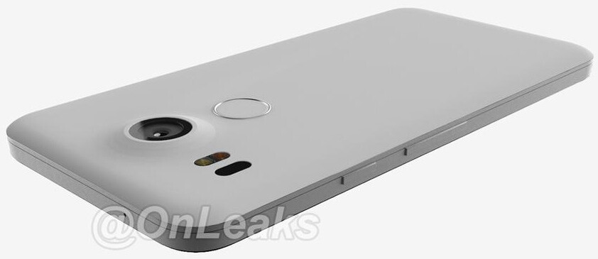 This is what the back of the Nexus 5X / Nexus 5 (2015) may look like - Google's new LG Nexus could be called Nexus 5X, prices may start at $399