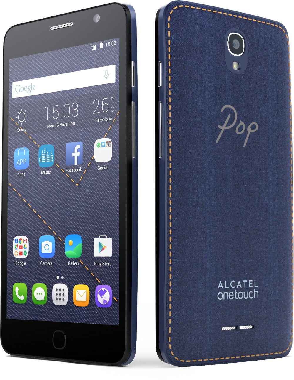 alcatel unveils the onetouch pop up and pop star meet two. Black Bedroom Furniture Sets. Home Design Ideas