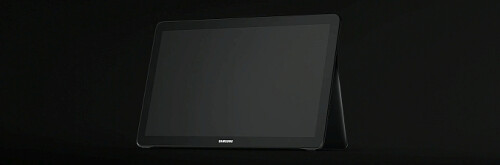The Samsung Galaxy View tablet
