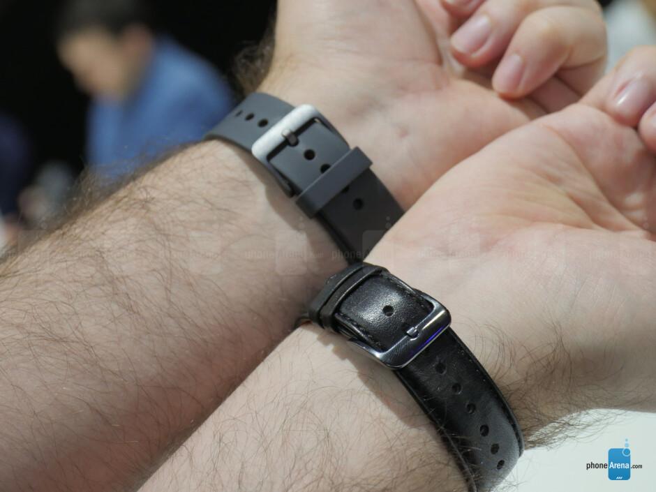 Samsung Gear S2 vs Samsung Gear S2 Classic: first look
