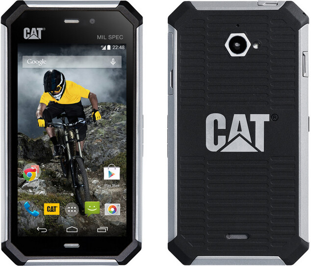 The CAT S50 can survive almost anything - It's out of the bag: Rugged CAT S50 coming to Verizon as the CAT S50c