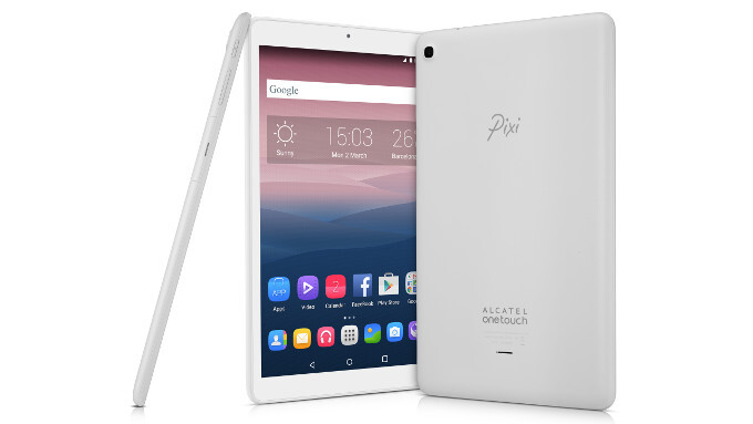 "Alcatel OneTouch PIXI 3 (10) tablet announced - not as ""agnostic"" as smartphones were"