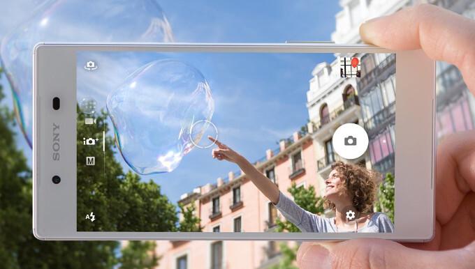 Video stabilization comparison: Sony Xperia Z5 vs Xperia Z3