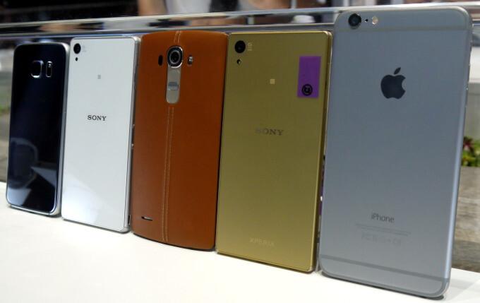 Xperia Z5 vs Z3 vs 6 Plus vs S6 vs G4 cameras - fight! - First Xperia Z5 vs iPhone 6 Plus vs S6 vs Z3 vs G4 camera samples comparison