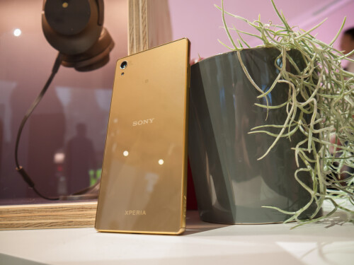 Sony Xperia Z5 Premium photos