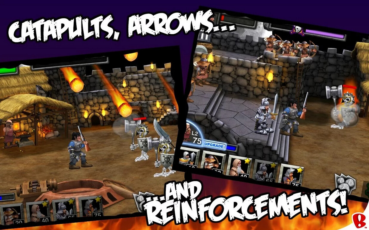 army of darkness defense game