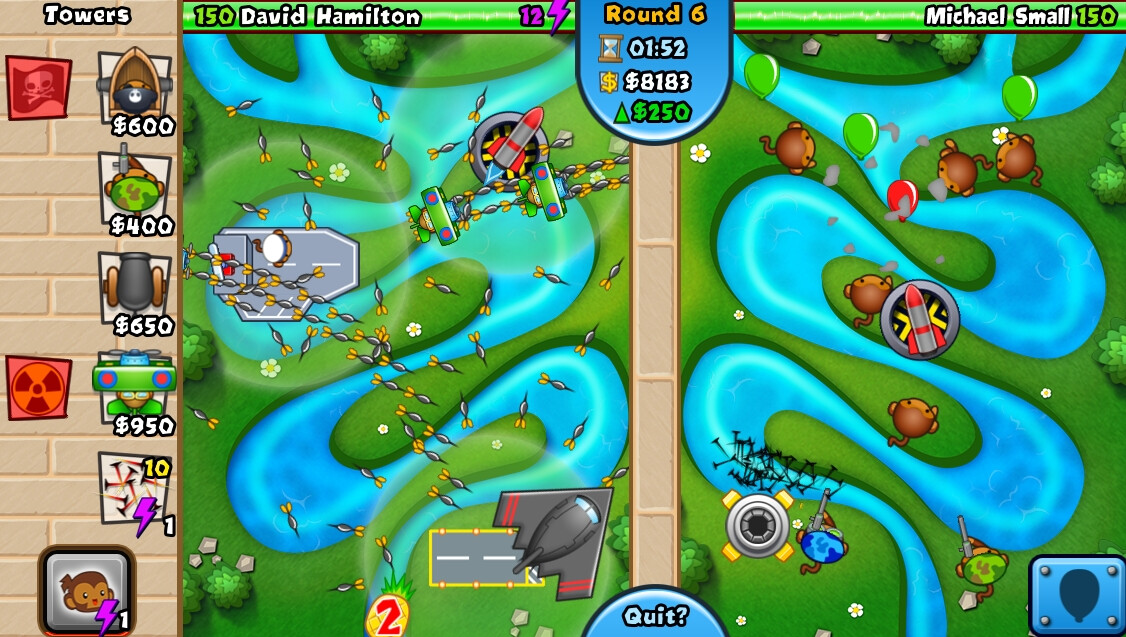 tower defense games pc free